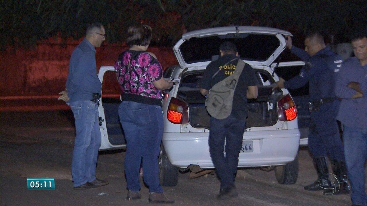 Suspeito de tráfico de drogas morre em troca de tiros com a PM em MS
