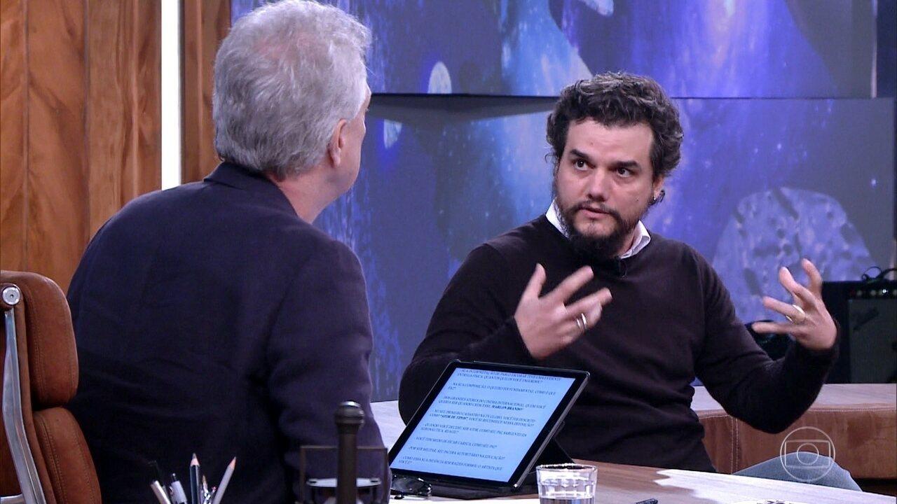 Wagner Moura fala sobre trabalho de composição para interpretar Pablo Escobar