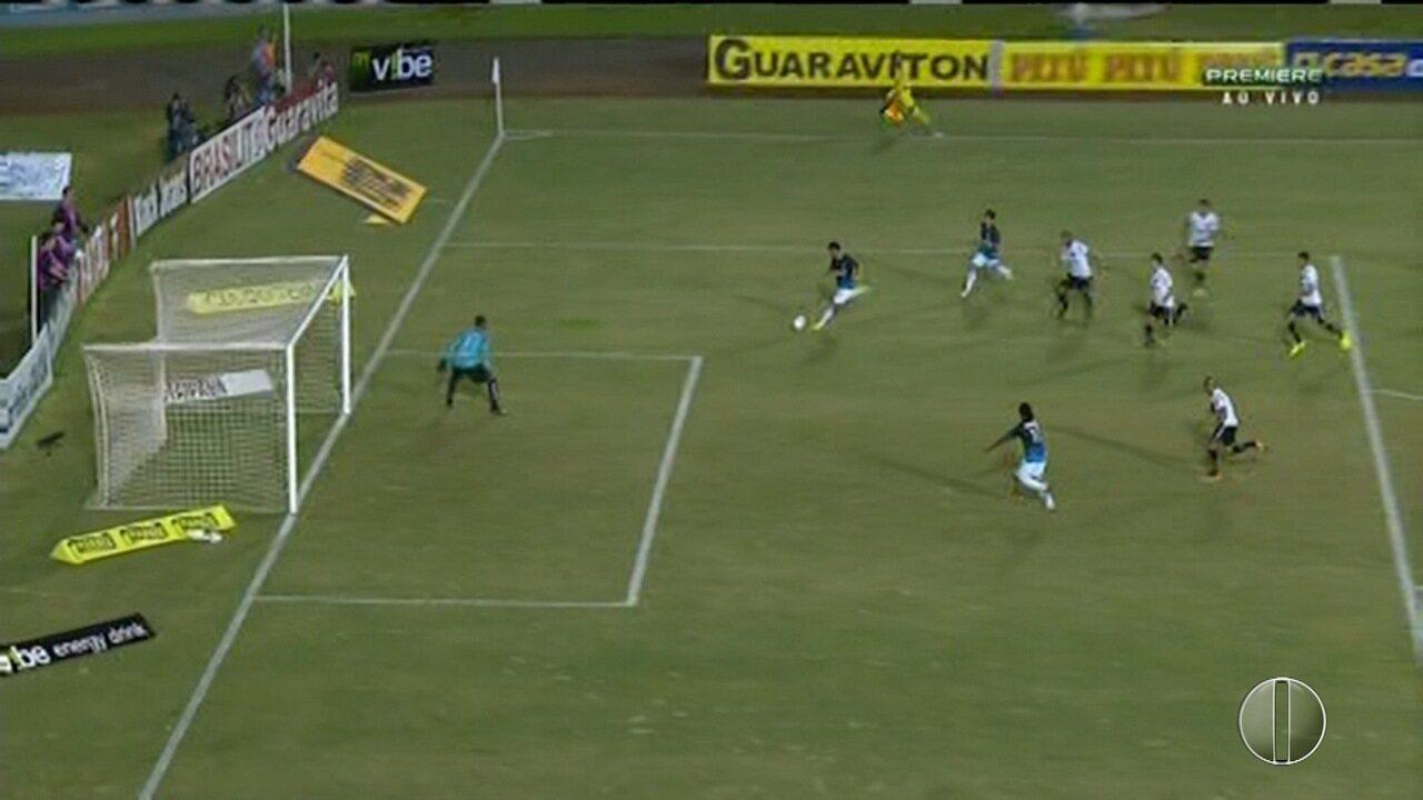 ABC leva virada do Londrina e completa cinco jogos seguidos sem pontuar na Série B