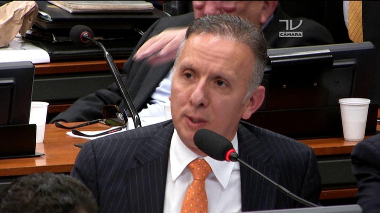 CCJ: Aguinaldo Ribeiro (PP-PB) orienta voto à denúncia contra Michel Temer