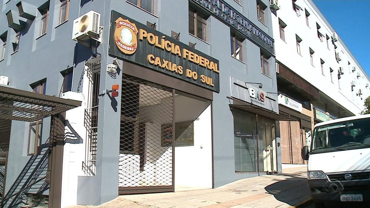 Polícia Federal investiga fraude em benefícios de auxílio-reclusão em Caxias do Sul.