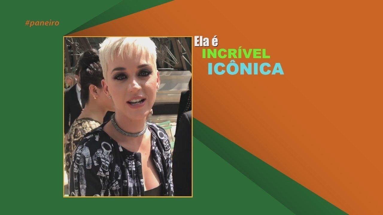 Parte 3: Katy Perry fala porque Gretchen é considerada a rainha dos memes