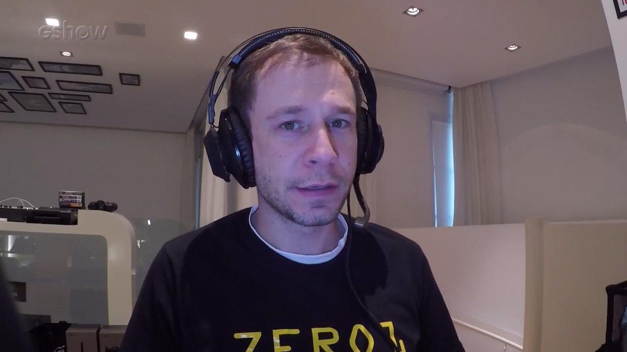 Confira o gameplay estendido de DOOM com Tiago Leifert