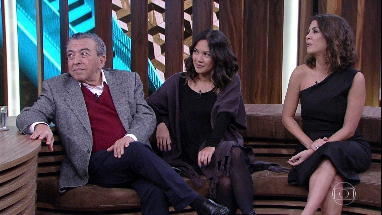 Mauricio de Sousa fala sobre próximo filme da Turma da Mônica