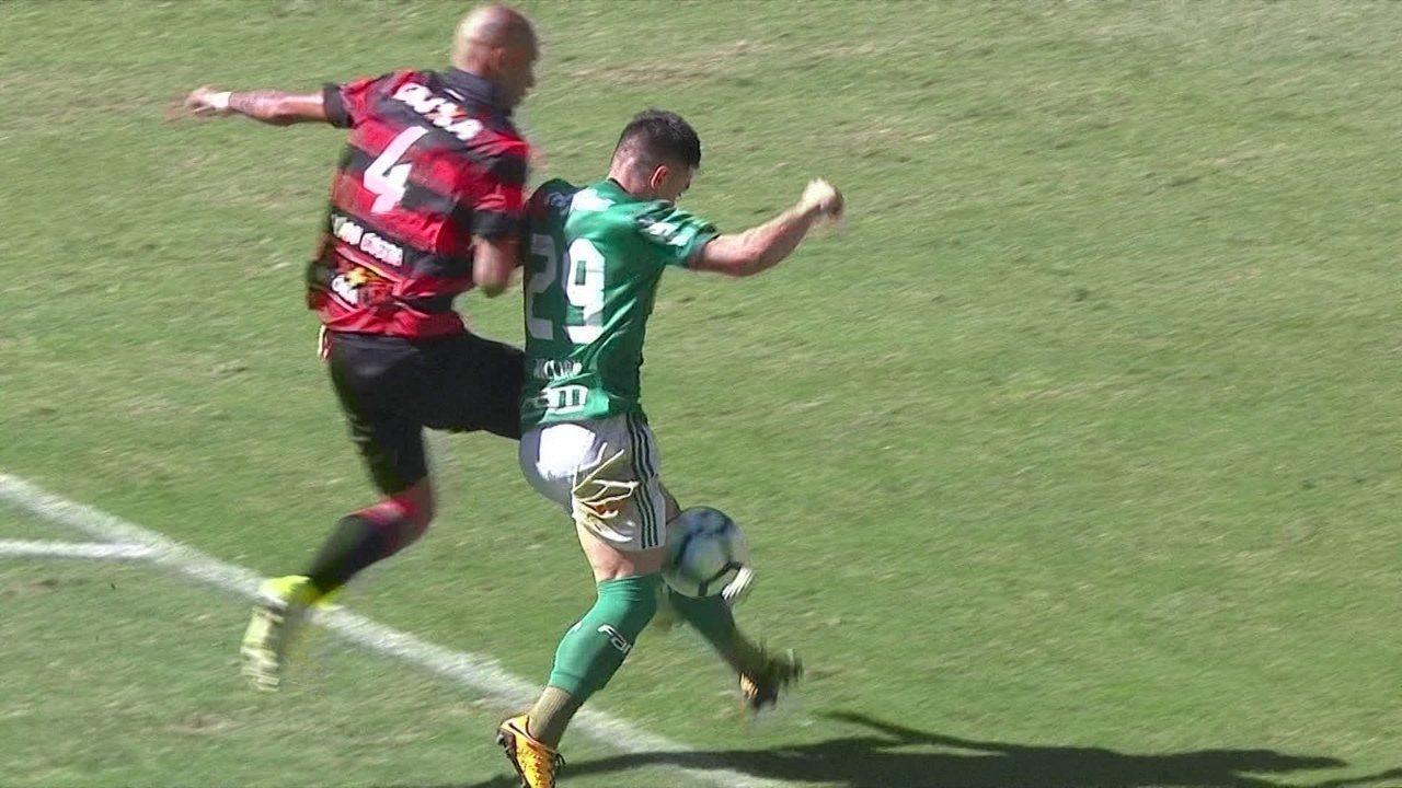 Melhores momentos de Palmeiras 4 x 2 Vitória pela 14ª rodada do Campeonato  Brasileiro de11f18bad120
