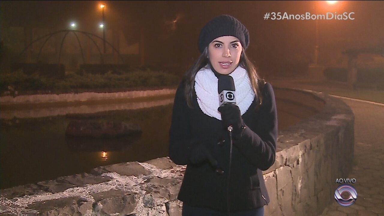 Previsão do tempo tem possibilidade neve para o Sul do Brasil