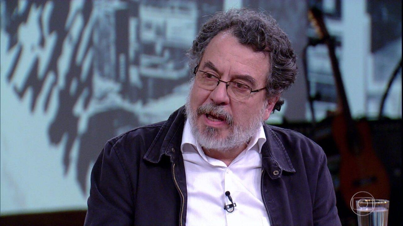 Jorge Furtado fala sobre a corrupção na área da saúde