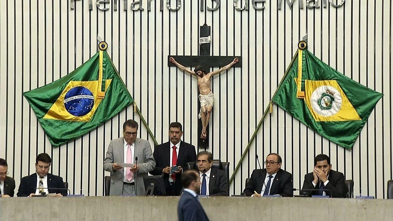 Deputados aprovam a extinção do Tribunal de Contas do Município do Ceará