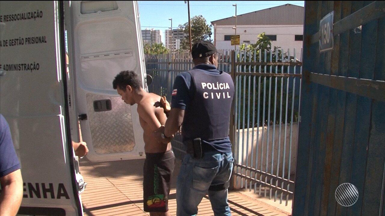 Presos de Luís Eduardo Magalhães são transferidos para o Conjunto Penal de Barreiras