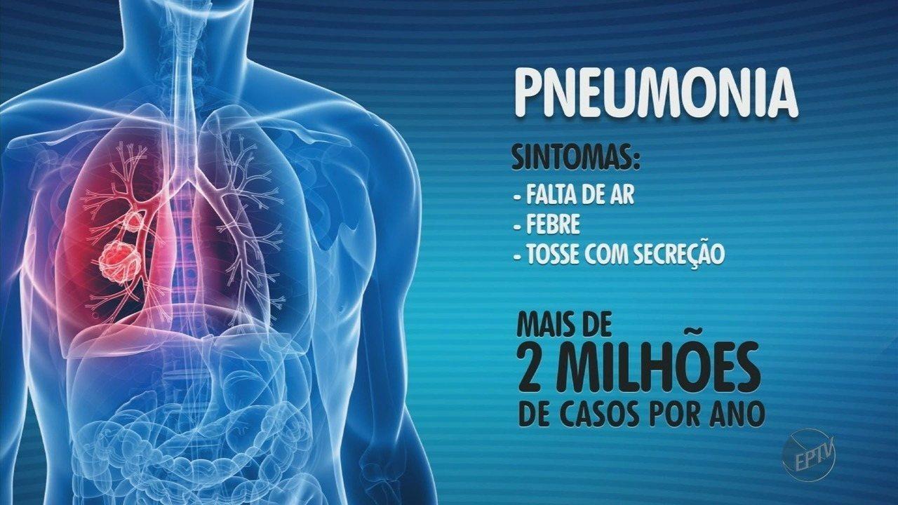Internações por pneumonia aumentam 15% em hospital de Pouso Alegre (MG)