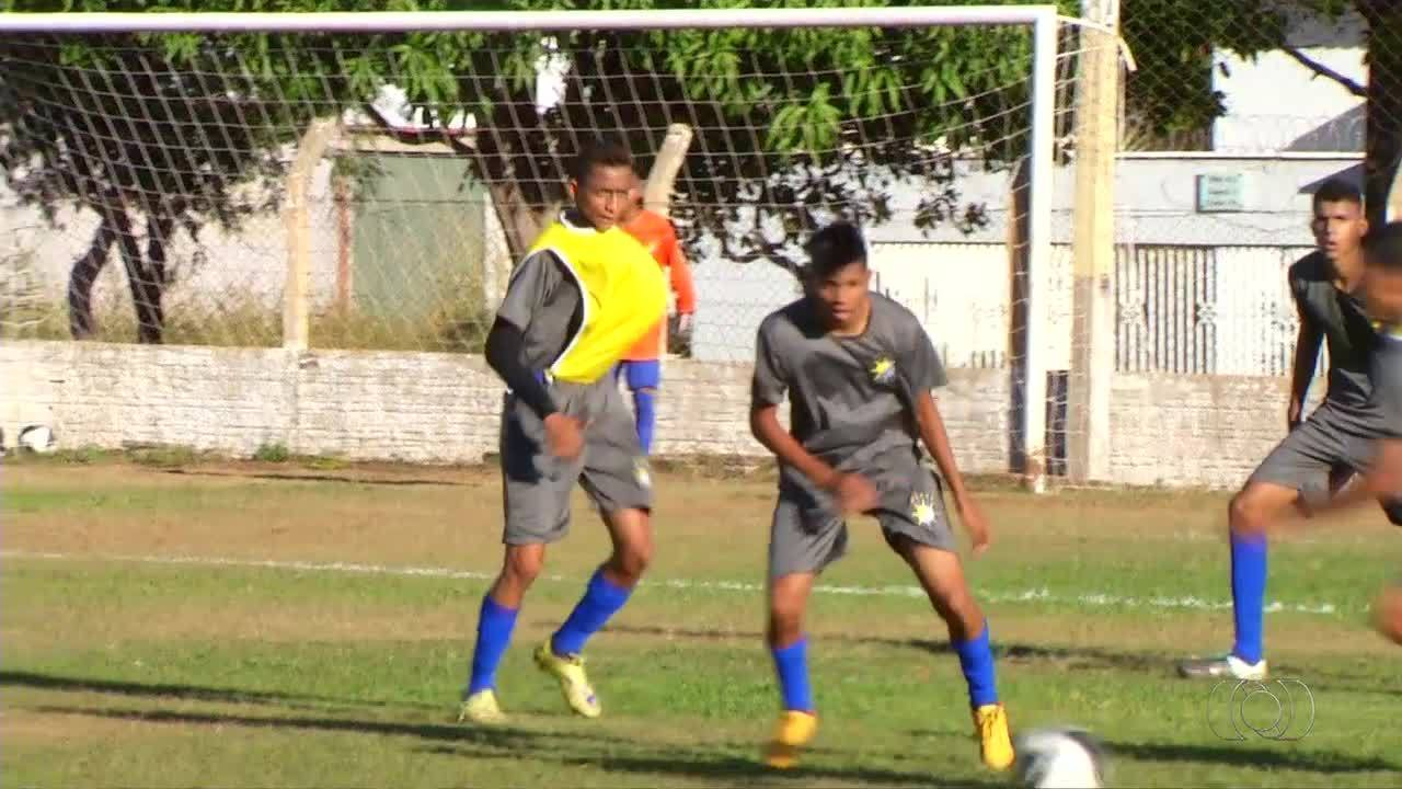 Palmas volta aos treinamentos para a disputa do Estadual Sub-19