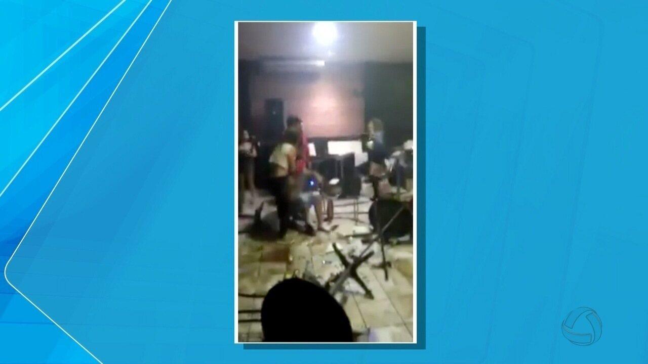 Brasileiros são mortos dentro de boate no Paraguai