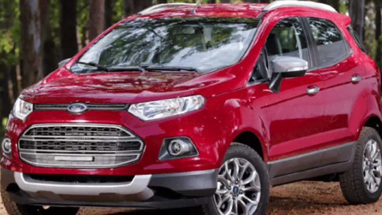 Ford EcoSport 2018: veja o antes e depois