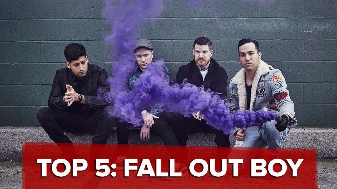 Top 5 Fall Out Boy