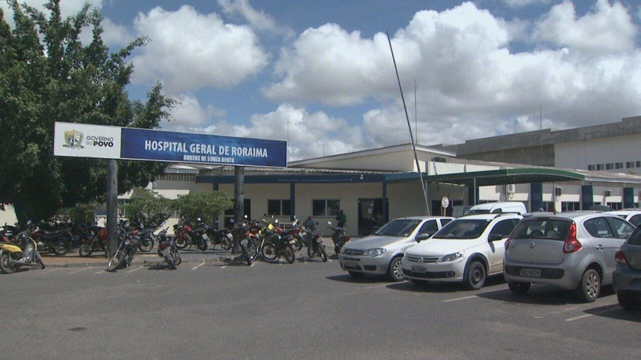 CRM e MP investigam 18 mortes de pacientes no Hospital Geral de Roraima