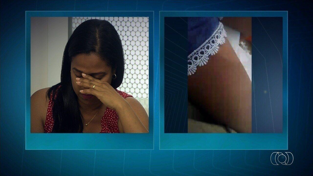 Mãe que filmou acidente no Parque Mutirama diz que viveu momento de pânico