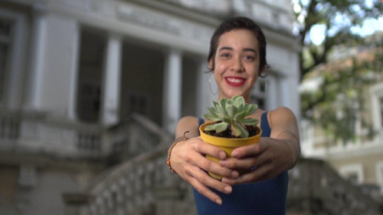 A série 'Cidade Verde' vai até a residência estudantil da UFBA