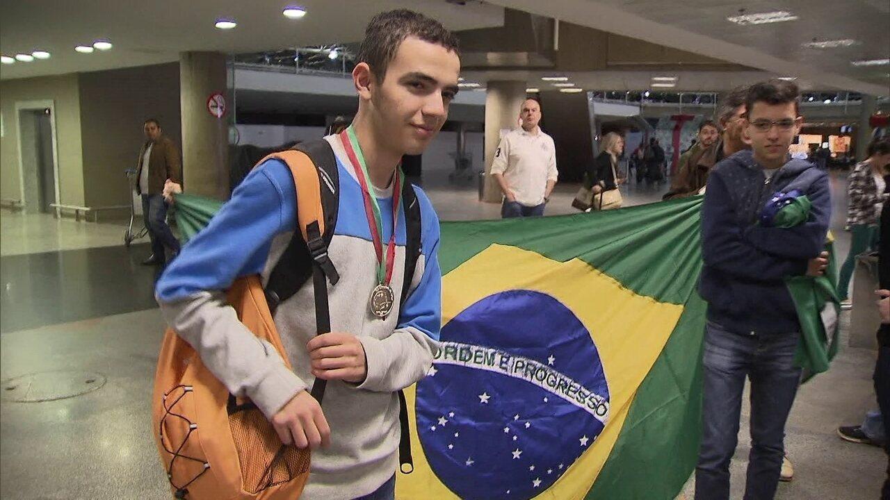 Brasiliense conquista o ouro nas Olimpíadas de Matemática de Países de Língua Portuguesa