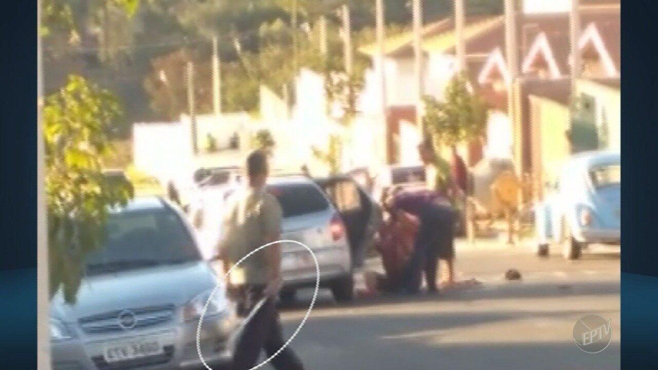 Briga entre vizinhos termina com um morto e dois feridos em Artur Nogueira