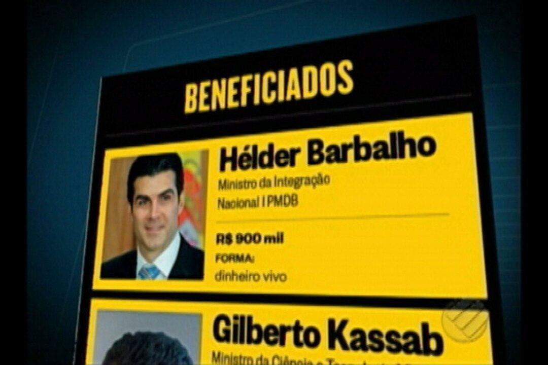 Revista afirma ter documentos que comprovam pagamento de propina a políticos paraenses