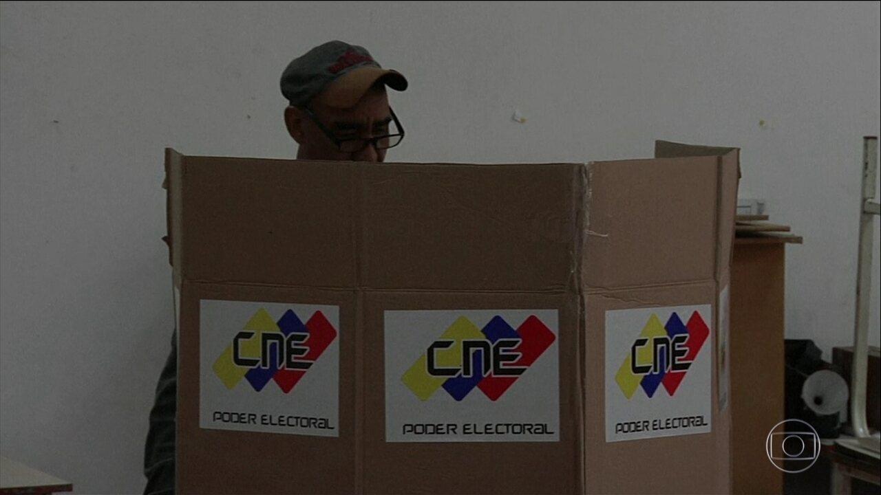 Vários países condenam eleição de Assembleia Nacional Constituinte na Venezuela