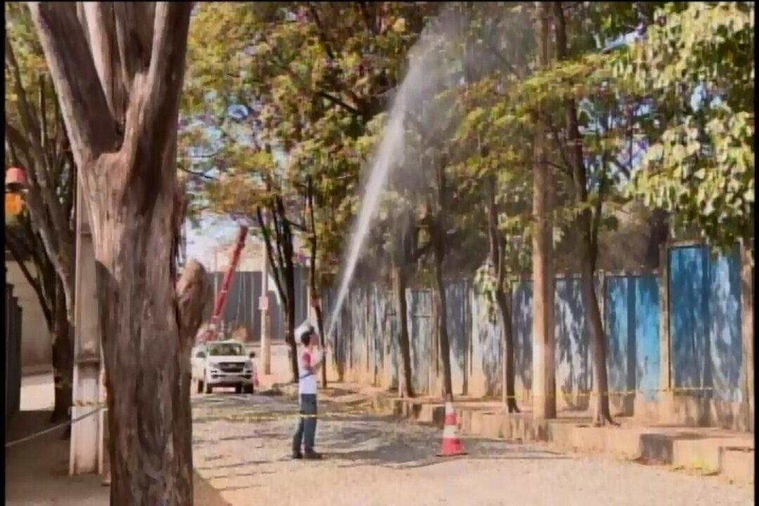 Curto-circuito provoca interrupção de energia em Divinópolis