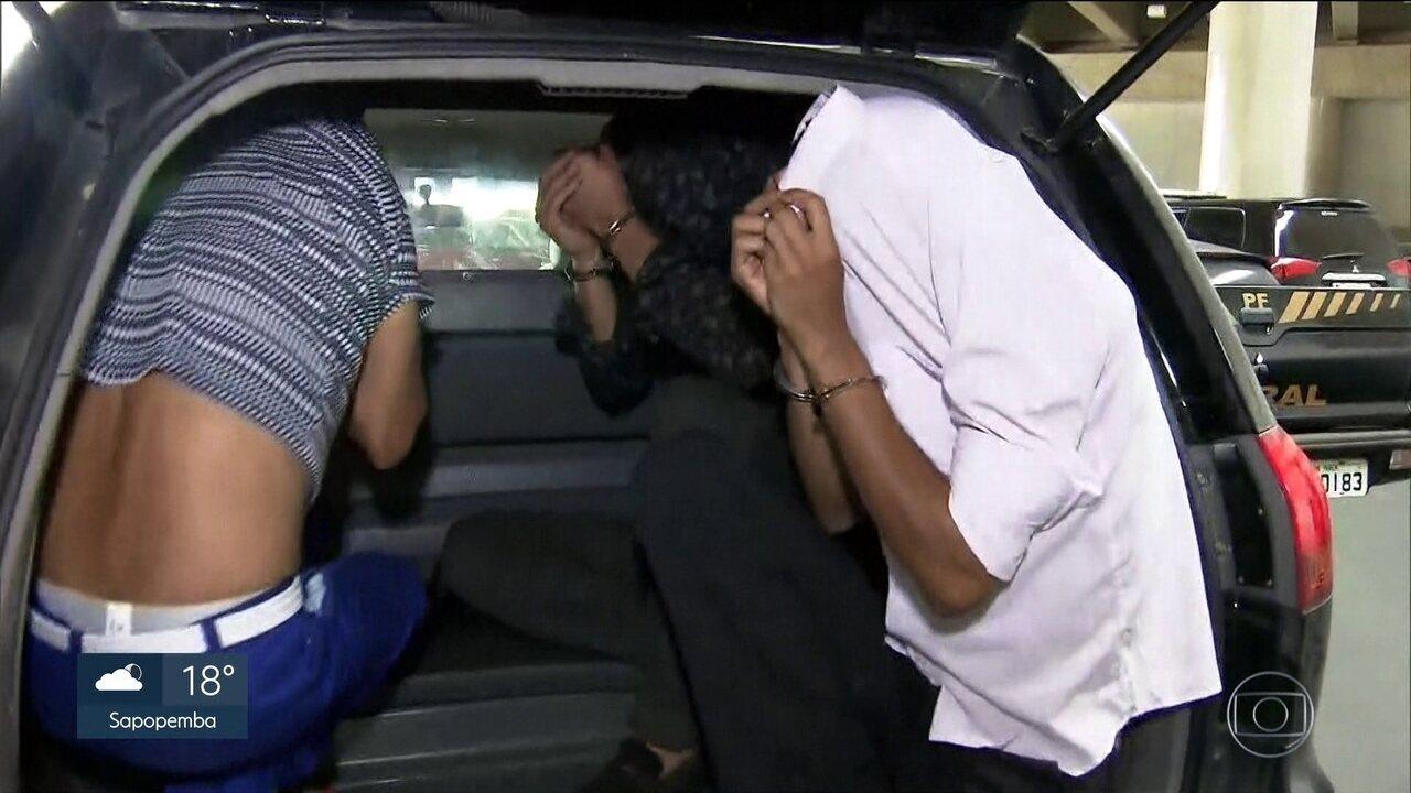 Número de venezuelanos presos por tráfico de drogas em Cumbica aumenta quase 6 vezes