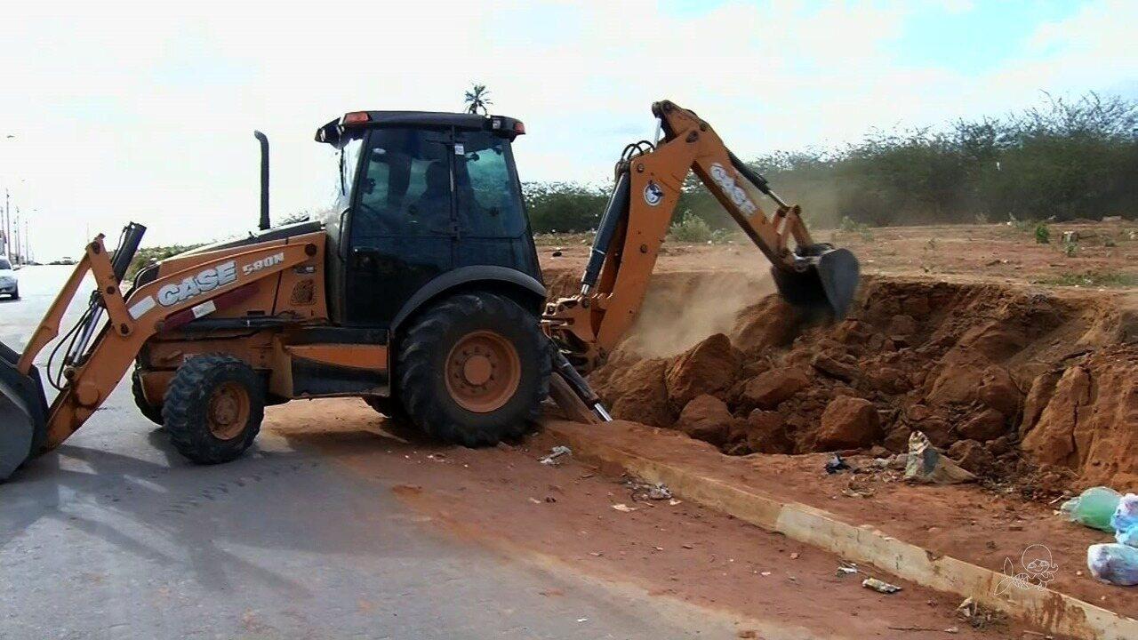 Criança morre soterrada em escavação de areia em Juazeiro do Norte