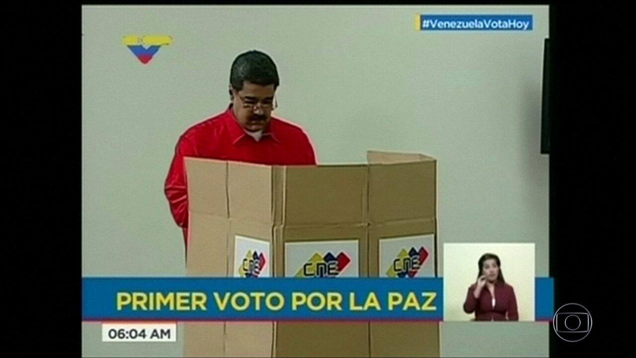 Venezuela elege Constituinte e comunidade internacional reage