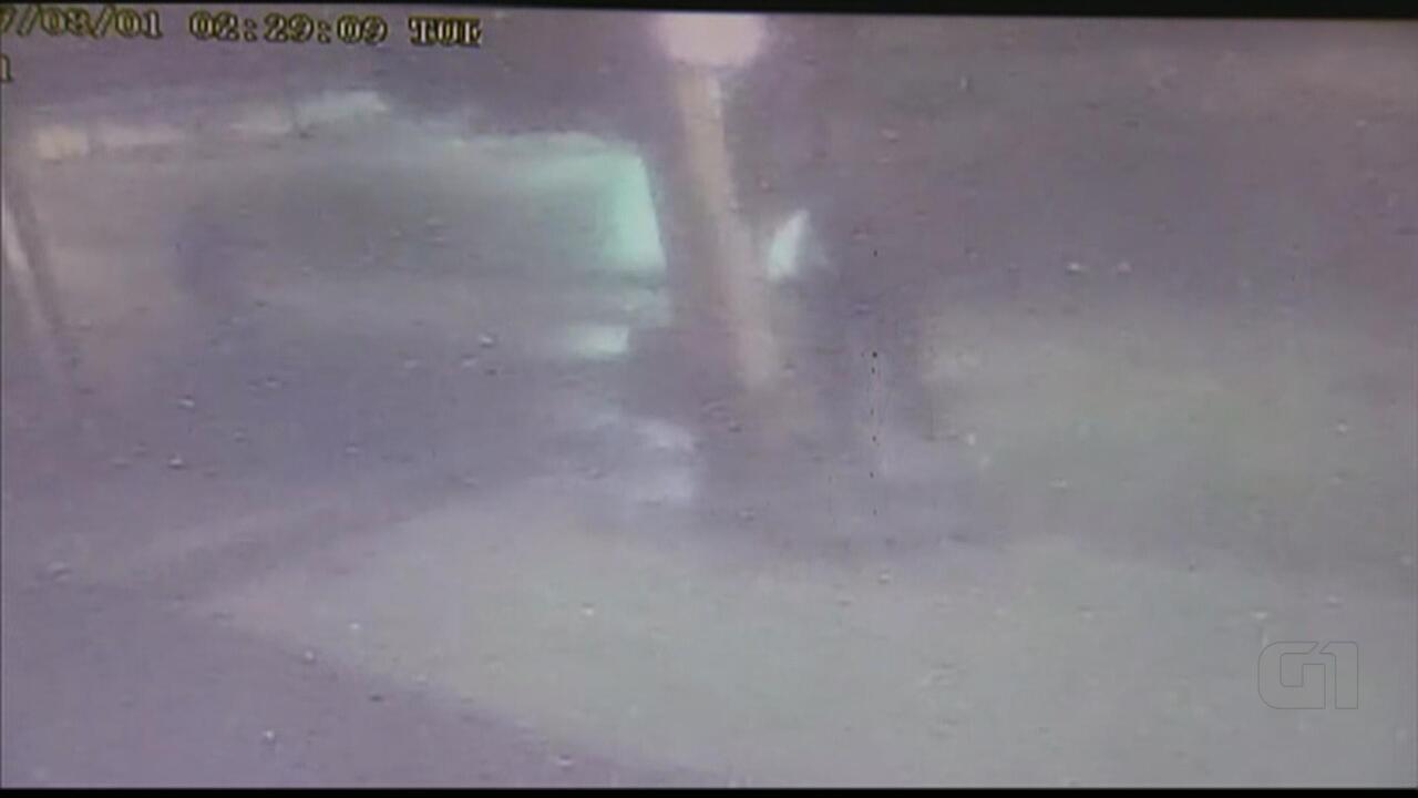 Câmera de segurança flagra tiros em Itamaracá