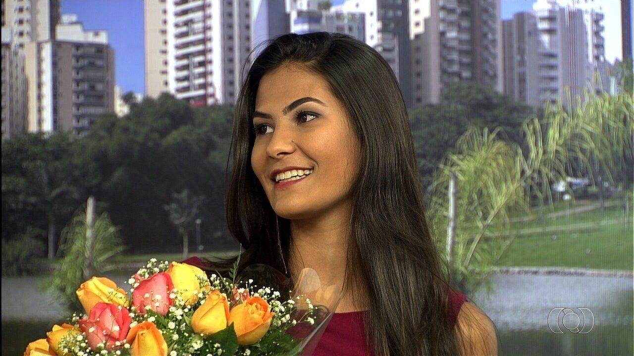 Kamila Simiema é eleita a Musa do Araguaia 2017 com quase 77% dos votos