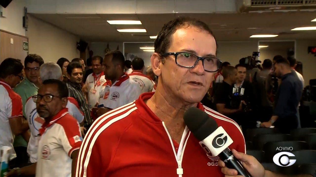 Presidente do Sindicato dos Rodoviários fala em entrevista sobre a deflagração da greve