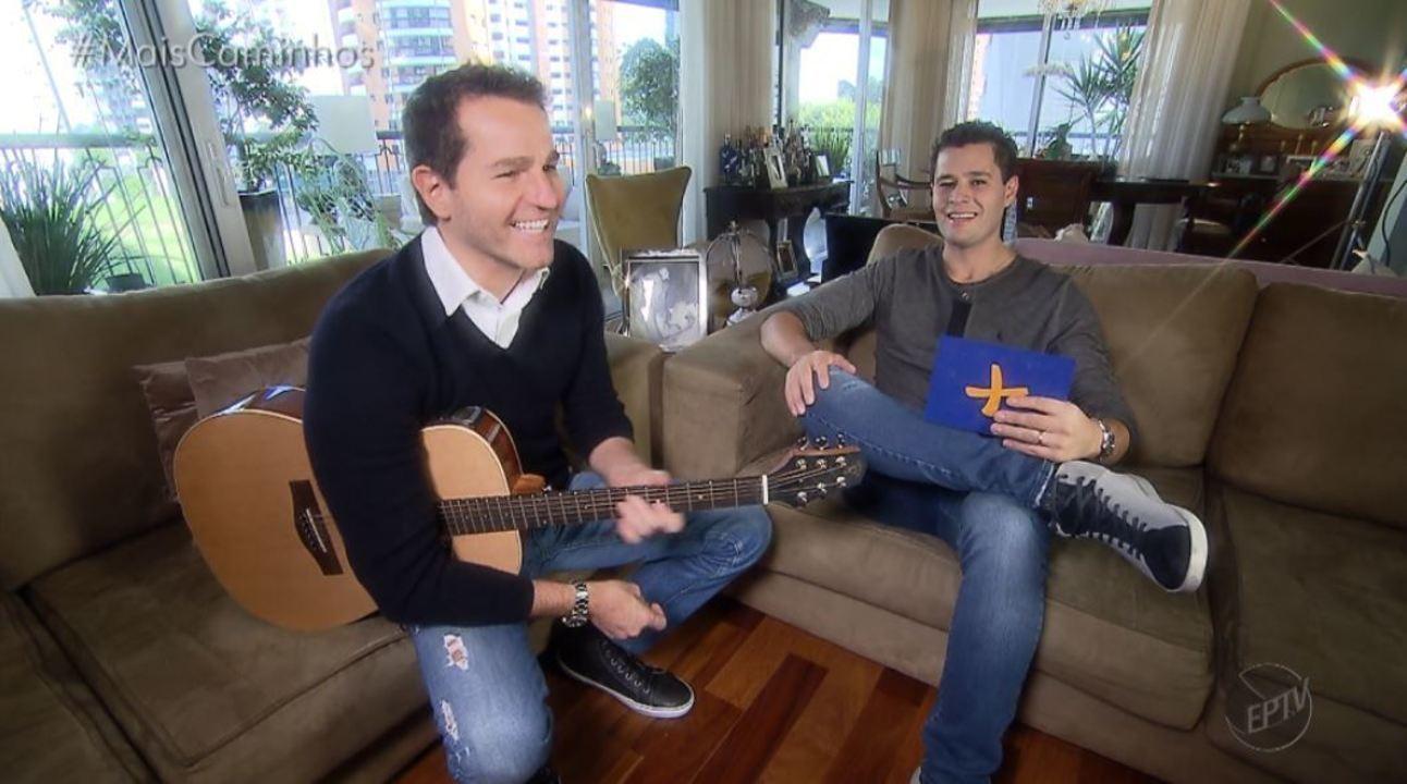 Afonso Nigro é entrevistado no Mais Caminhos