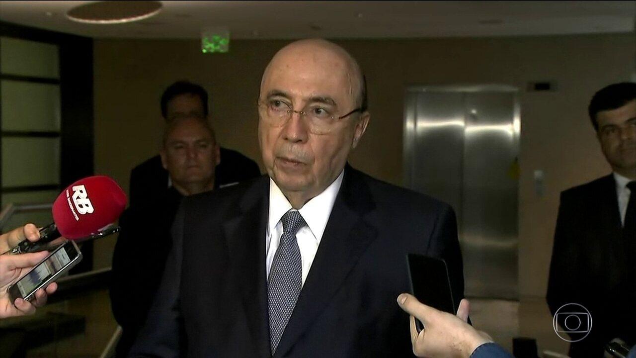 Meirelles diz que espera aprovação da reforma da Previdência até outubro