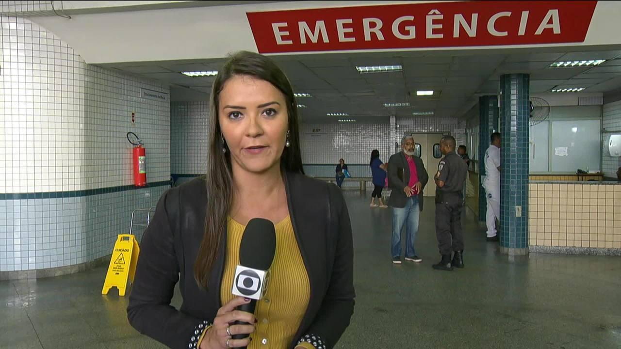 Baleado em operação no Rio morre após dar entrada no hospital Salgado Filho