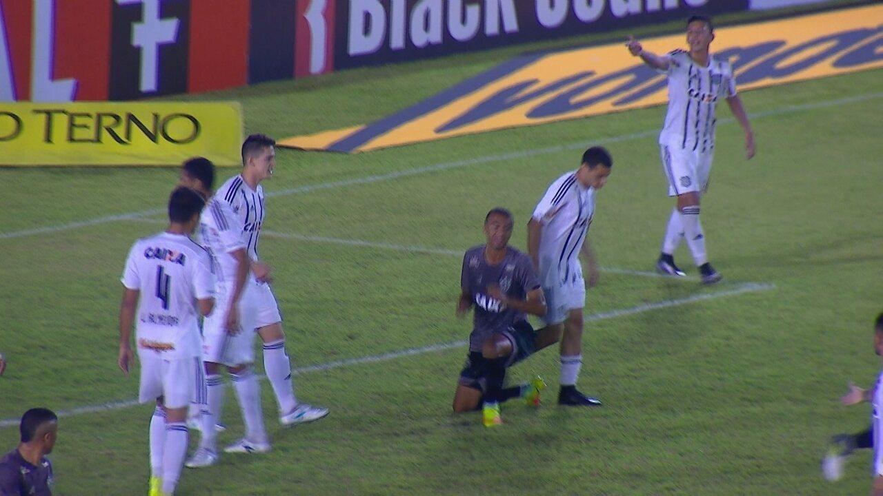 Os melhores momentos de Paysandu 0 x 1 Figueirense