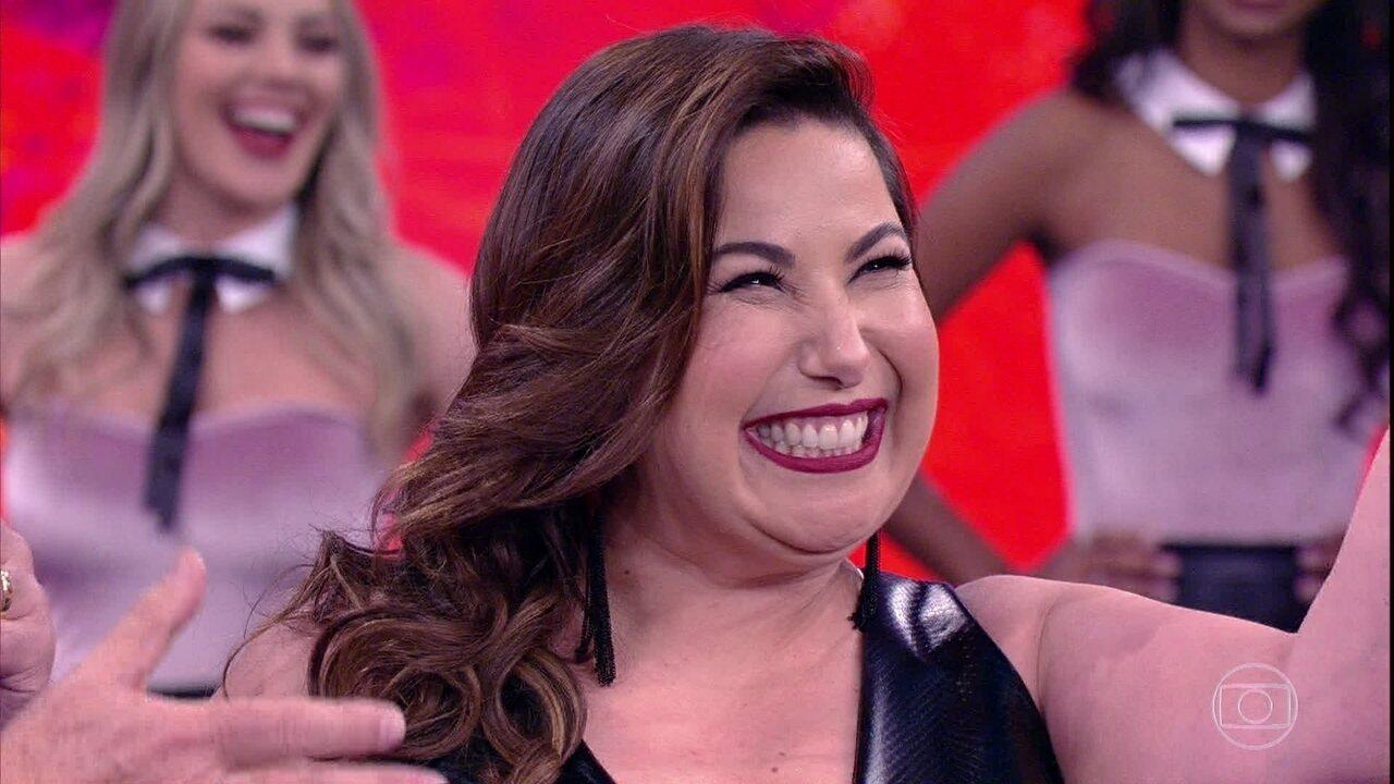 Mariana Xavier está no elenco do 'Dança dos Famosos'
