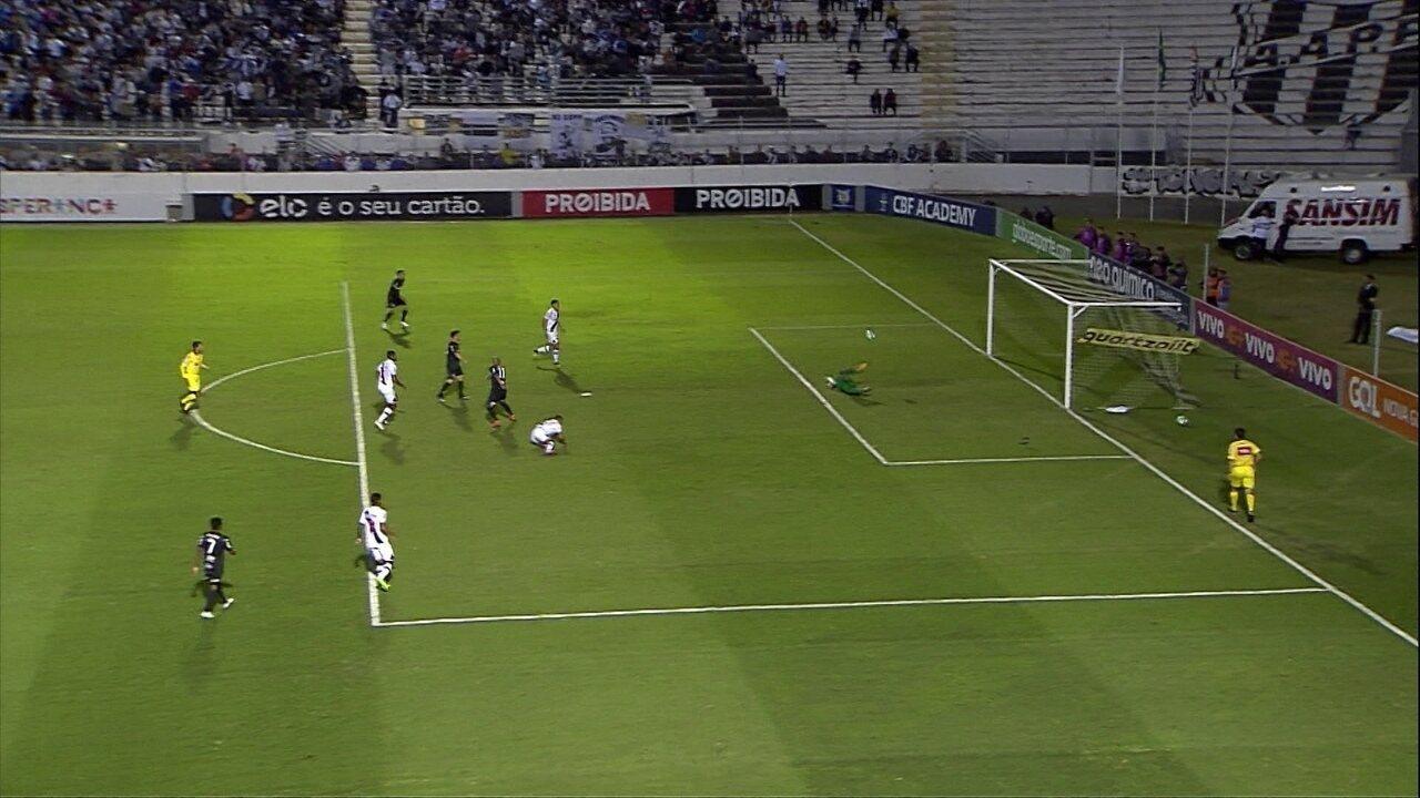 Melhores momentos: Ponte Preta 0 x 0 Vasco pela 19ª rodada do Campeonato Brasileiro