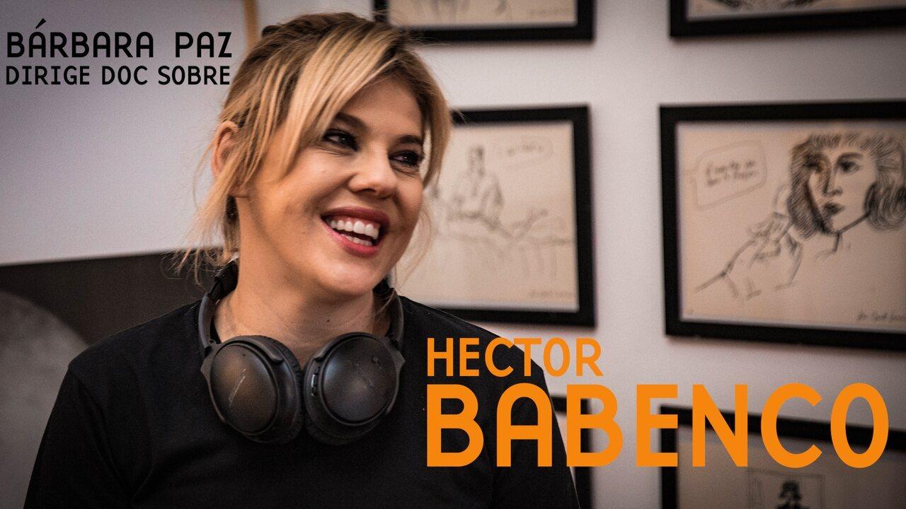 Bárbara Paz recebe o Gshow em casa e fala sobre o desafio de dirigir documentário sobre Hector Babenco