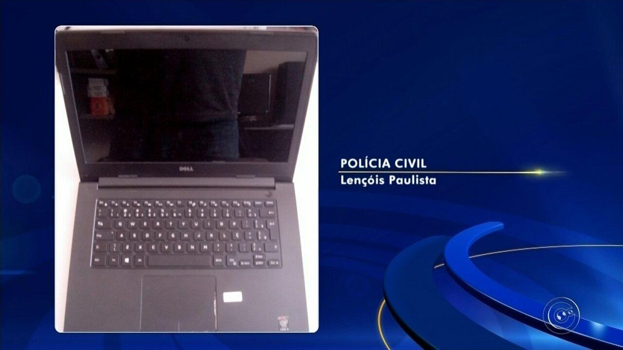 Polícia prende homem suspeito de pedofilia em Lençóis Paulista