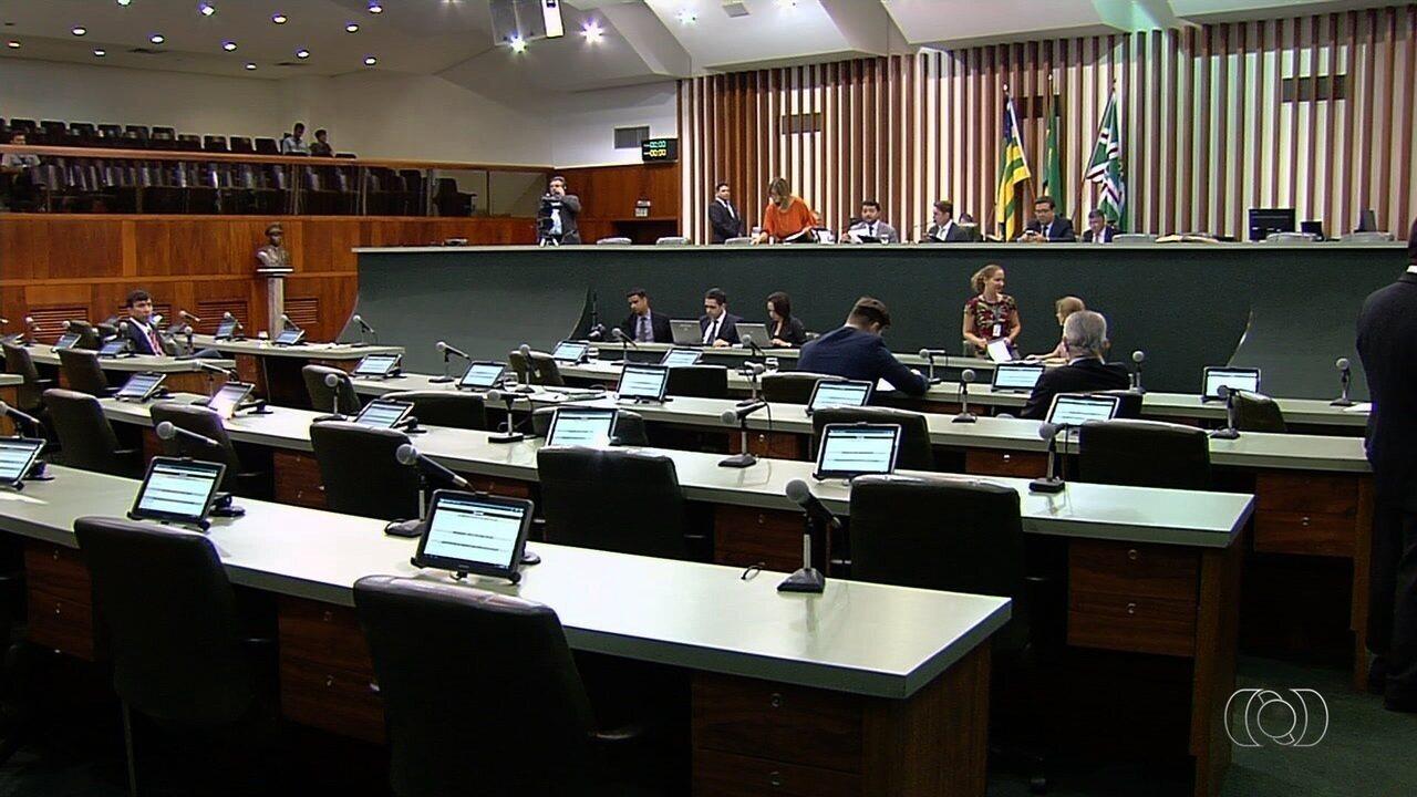 Assembelia Legislativa tem 442 estagiários para 41 deputados, em Goiás