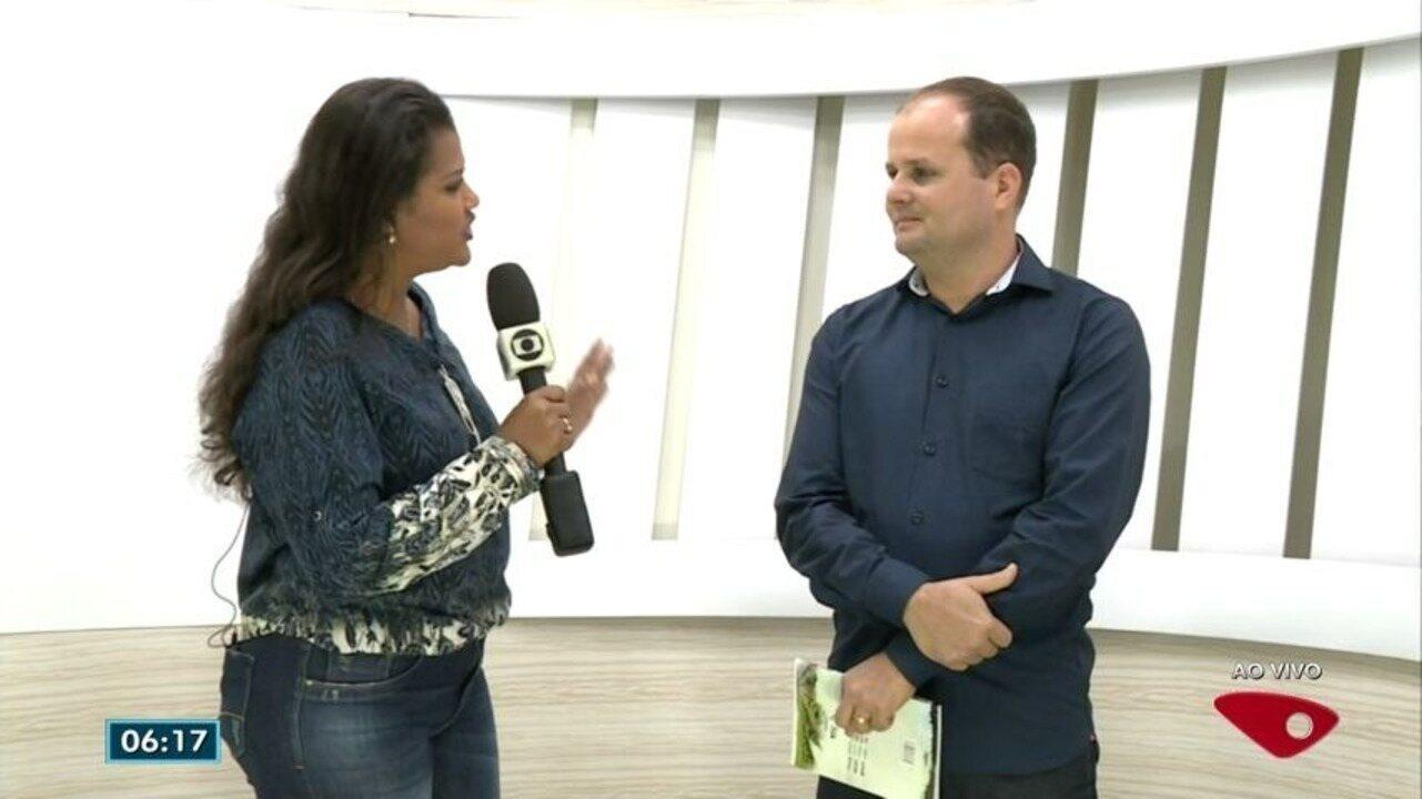 Produtores de café conilon participam de evento em São Mateus, ES, para discutir melhorias