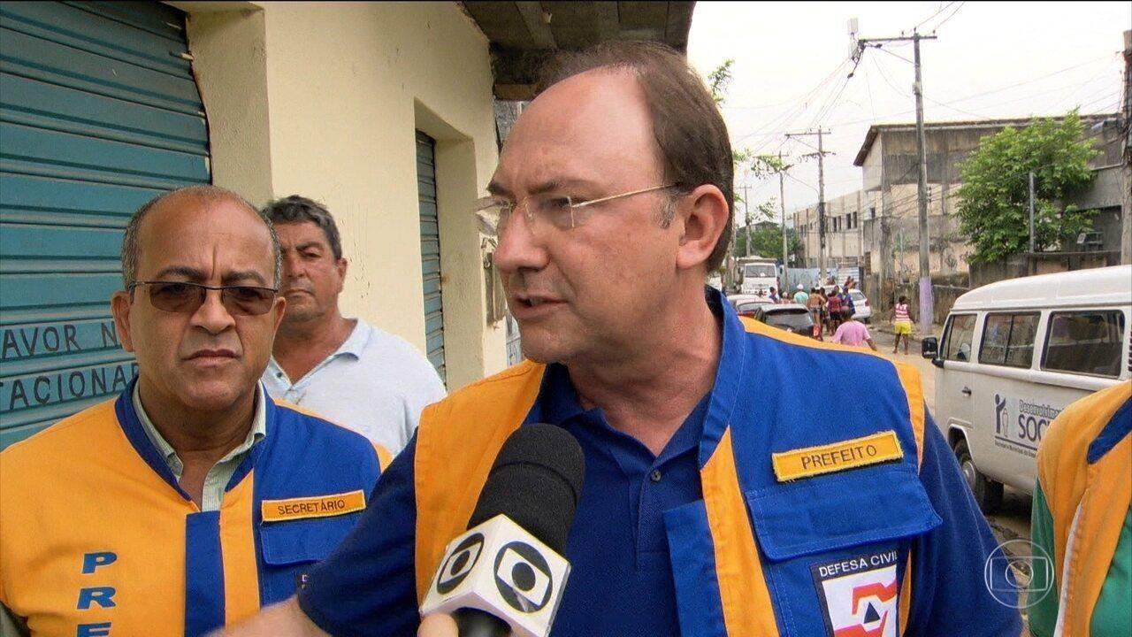 Ex-prefeito de São Gonçalo (RJ) é preso por suspeita de fraude