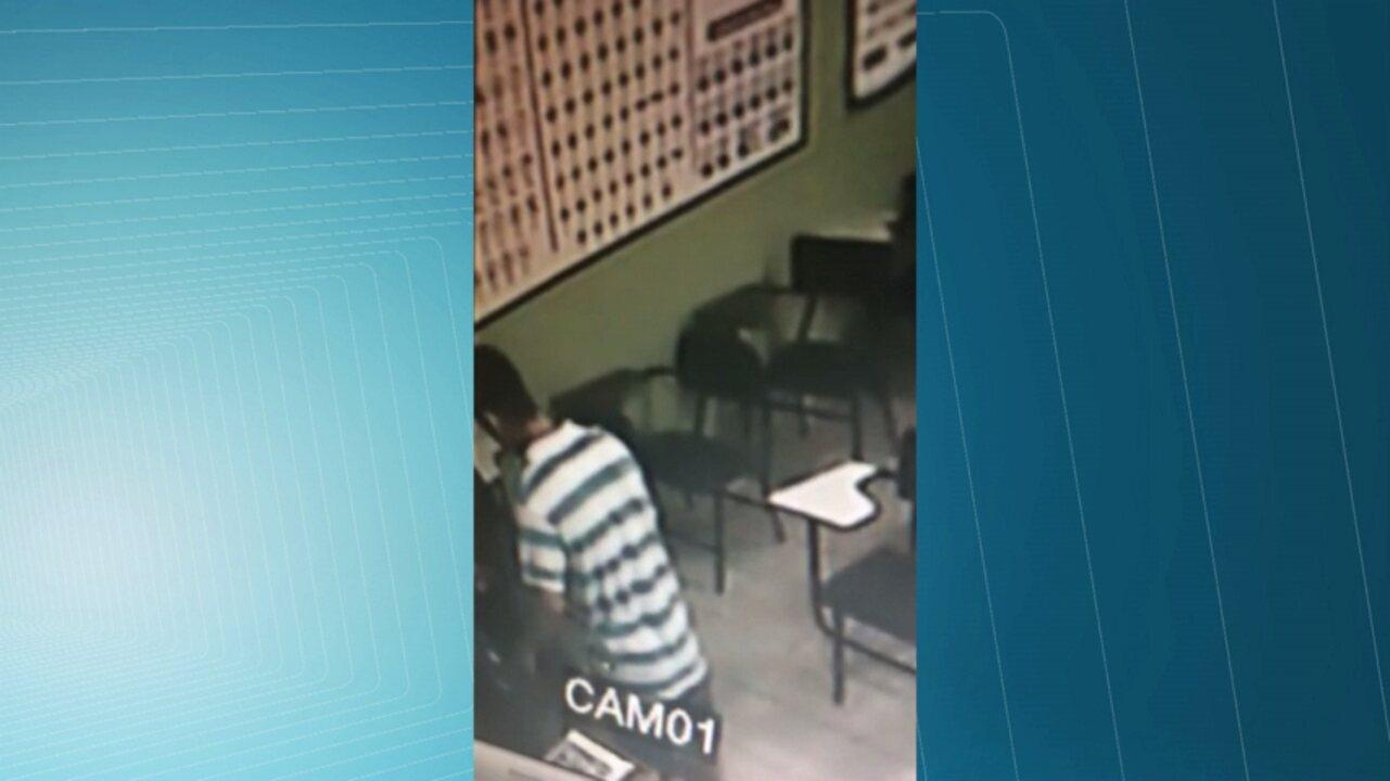 Ladrões assaltam autoescola em Ponta Grossa