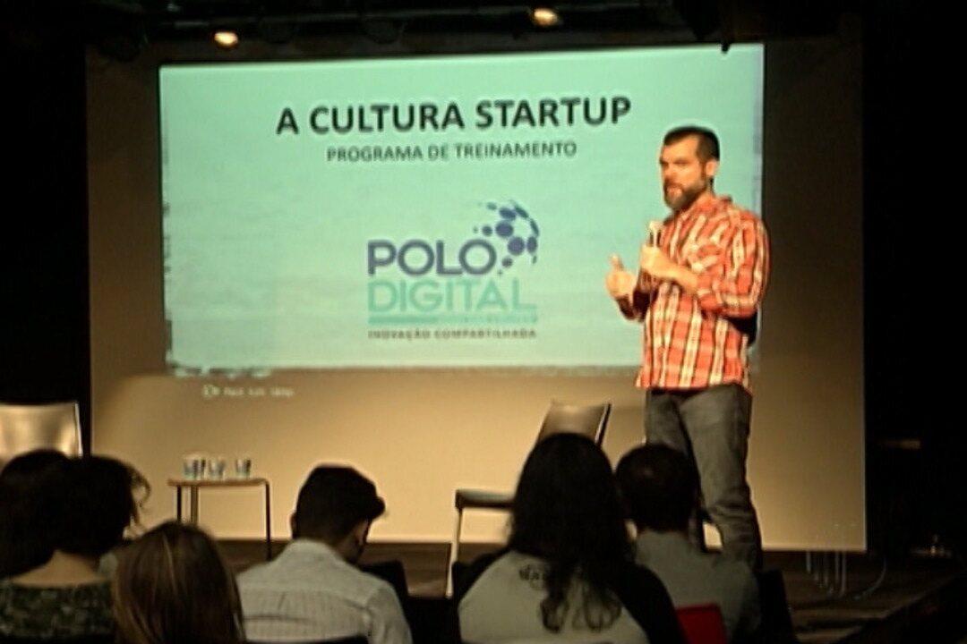 Polo Digial, em Mogi, oferece aulas sobre 'cultura startup'