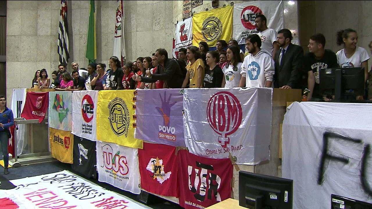 Justiça concede reintegração de posse do plenário da Câmara Municipal de São Paulo