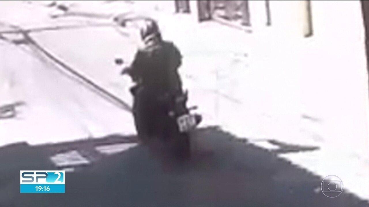 Polícia identifica um dos suspeitos de atirar numa criança de três anos