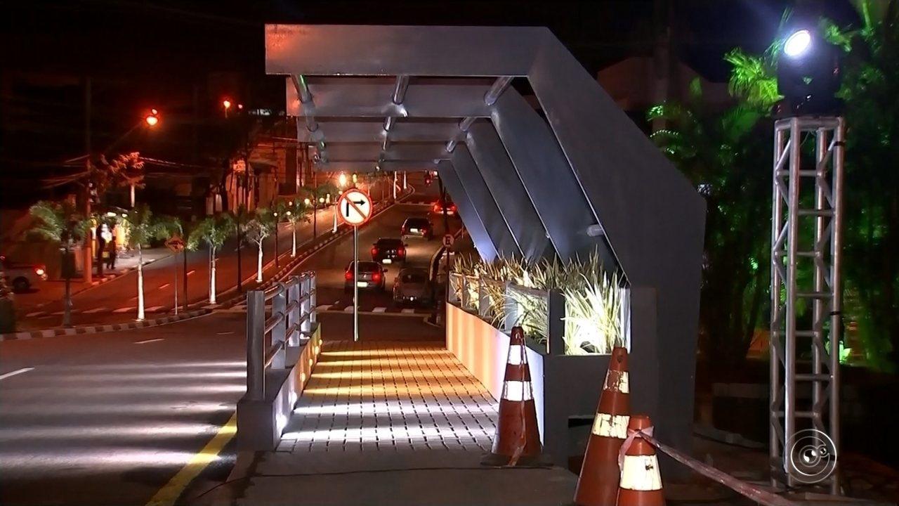 Ponte do Marapé é liberada para passagem de veículos e pedestres após um ano de espera