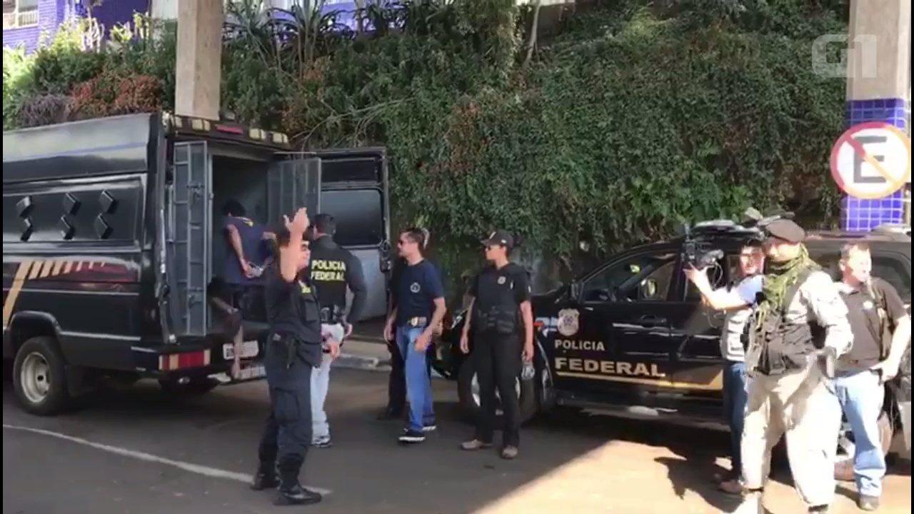 Brasileiros presos no Paraguai esta semana são do PCC