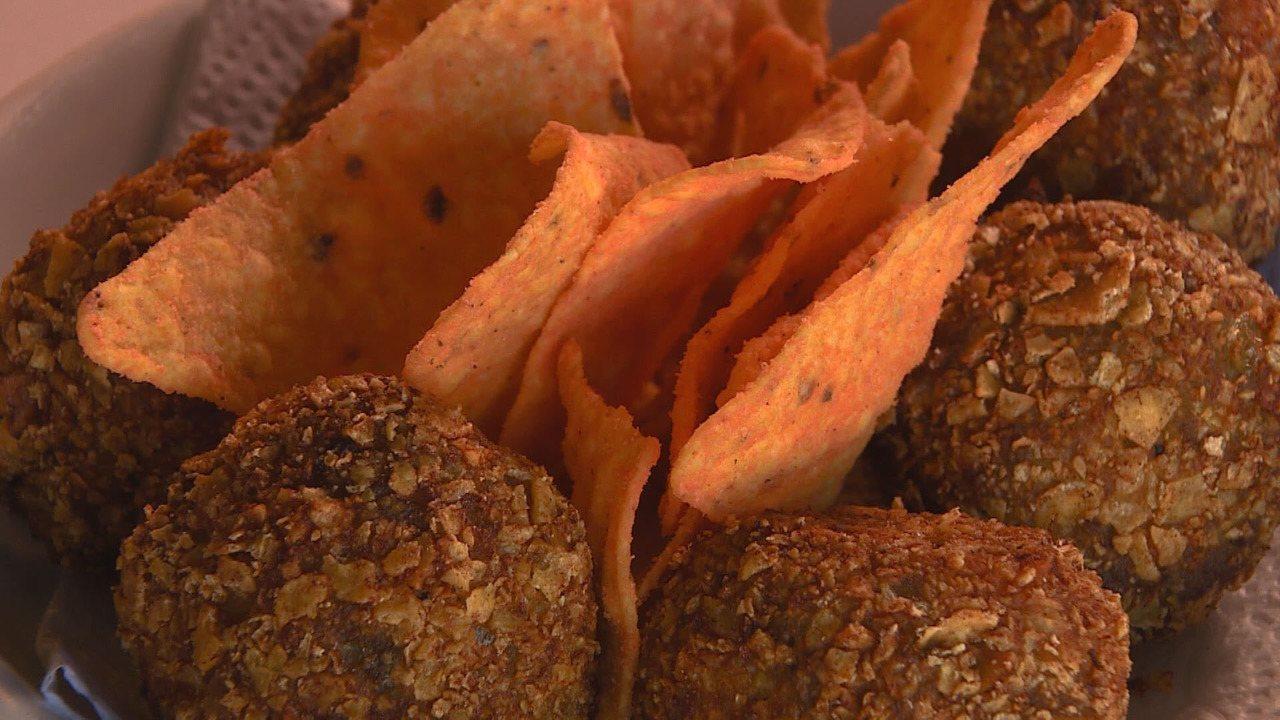 Jilozito é aperitivo recheado de queijo